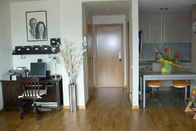 Apartment with a touristic license and amazing views to Barcelona City